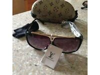LOUIS VUITTON EVIDENCE SUNGLASSES BRAND NEW IN CASE
