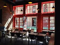 Bar91 is looking for Chef De Partie to join its busy Merchant City Premises