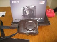 Canon sure shot G10 for £47