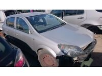 2006 VAUXHALL ASTRA LIFE, 1.4 PETROL, BREAKING FOR PARTS ONLY, POSTAGE AVAILABLE NATIONWIDE