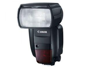 Flash Canon Speedlite 600EX II-RT impeccable