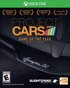 """Project Cars """"Game of yr Edition"""""""