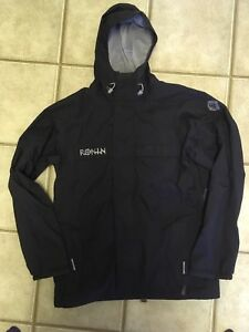 Burton Ronin men's snowboard jacket medium