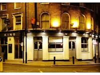 Hackney Central Bar / Pub / Restaurant / Cafe / Retail Opportunity, 1am license, two floors