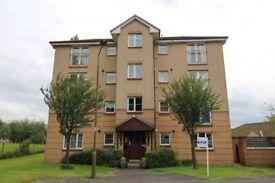 2 bedroom flat in Queens Court, LARBERT, FK5