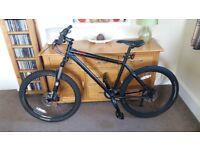 Genesis Core 120 Mountain Bike - £750 Bike, Size L