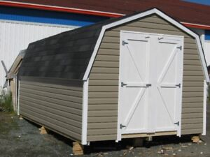 SHED (weekend special)