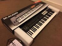 M-Audio Oxygen 61 88 Midi Keyboard USB