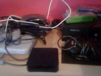 all working apart from ps needs power cord will swap for a phone