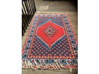 Thick strong Turkish rug