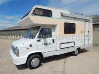 Pilote R450, 1989, 5 Berth, Talbot Express 2.5 Diesel, Roof Box,