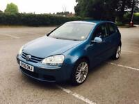 2006 Volkswagen Golf 1.9 Tdi Blue Metallic 3 Dr