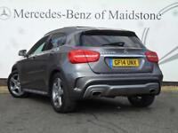 Mercedes-Benz GLA Class GLA220 CDI 4MATIC AMG LINE PREMIUM PLUS (grey) 2014-04-15
