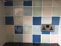 Extra thick wall tiles