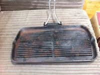 Typhoon Cast Iron Griddle Pan