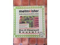 Steel Metmeister Bausatz Do-it-Yourself Tool Storage Workshop Units