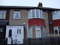 2 bedroom flat in Tynemouth Road, North Tyneside , NE28 (2 bed)