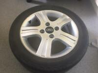 Ford Fiesta Alloy Wheel 195-50-R15