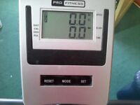 Pro Fitness exercise bike in good condition