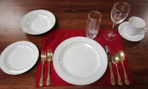 Special Occasion Dishes - (Price for service for 4)