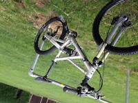 Cannondale Gemini 2000 with upgrades