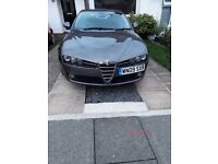 Alfa 159 Sportwagon JTDM 16v Lusso