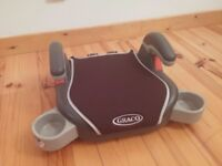 car seat with cup holders