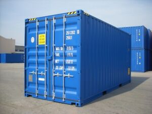 20' Shipping Containers New/One Trip – LEASE to OWN - Coast