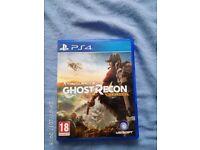 Tom Clancy Ghost Recon Wildlands PS4