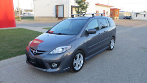 2008 Mazda 5 GT Leather Sunroof Only 102K