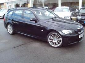 2007 BMW 3 Series 325d M Sport 5dr 5 door Estate