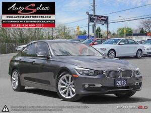2013 BMW 320i xDrive AWD ONLY 97K! **NAVIGATION PKG** MODERN PKG
