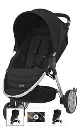 BNIB Britax B-Agile 3 Wheel Pushchair