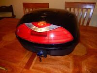 Kappa 42 litre Top Box with Fittings For Sale