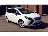 2014 Vauxhall Zafira 1.4T Exclusiv 5dr Manual Petrol Estate
