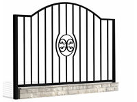 Gates and Fencig Railings From £180/sqtm ( C32 )