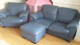 Sofa , Armchair and Stool