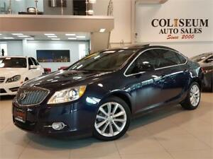2015 Buick Verano NAVIGATION-SUNROOF-REAR CAM-ONLY 52KM