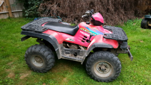 2002 Polaris Sportsman 400