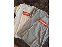 Supreme Tshirts
