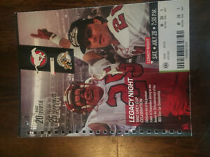 Stampeders Vs. Tigercats - 2 Tickets, July 29th 7:30pm