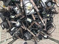 Assortment of led floodlights (100)