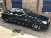 Mercedes c220 AMG Sport Automatic