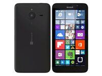 Used Microsoft Lumia 640 LTE - 8GB - Black Smartphone Vodafone
