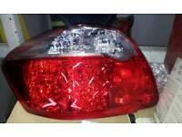Toyota auris right rear lamp
