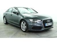 2012 Audi A6 TDI S LINE Diesel grey CVT