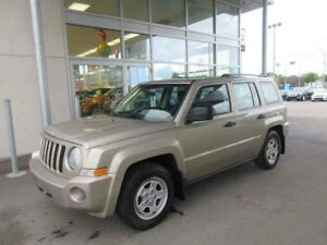 2010 Jeep PATRIOT 2WD Sport