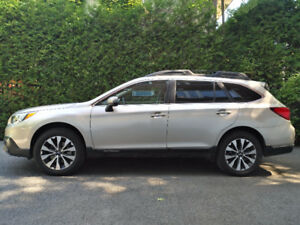 2016 Subaru Outback 3.6R *Lease Transfer*  *SNOW TIRES INCLUDED*