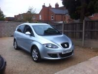 Seat Altea Xl 1.9 TDI Stylance 5dr, FULL SERVICE HISTORY, FULLY SERVICED WITH NEW CLUTCH KIT