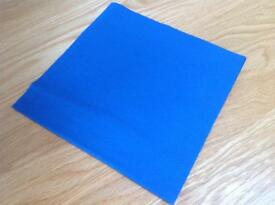 Dark blue 3 ply paper napkins